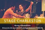 Swing Delight Workshop #5 – Charleston couple niveau intermédiaire