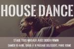 Street Dance Workshop #2 with Swing Delight