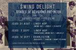 Swing Delight Workshop #8 – Pré Intermédiaires