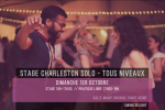 Swing Delight Workshop #10 – Charleston solo tous niveaux