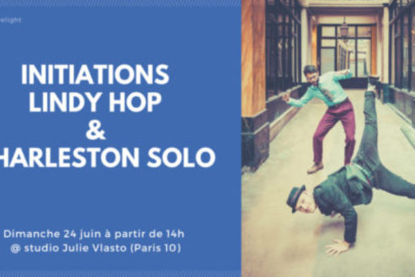 Initiations by Swing Delight – dimanche 24 juin