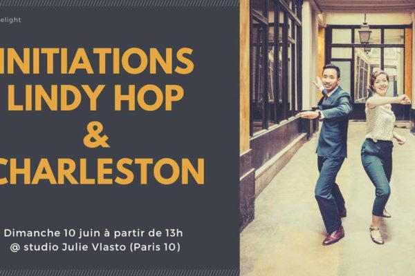 Initiations by Swing Delight – dimanche 10 juin