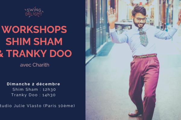Shim Sham & Tranky Doo – Workshops