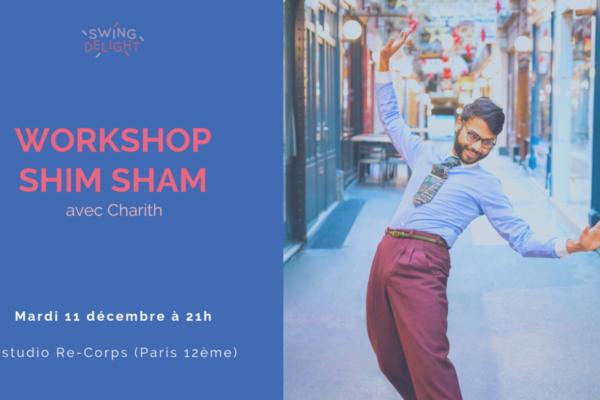Shim Sham – Workshop