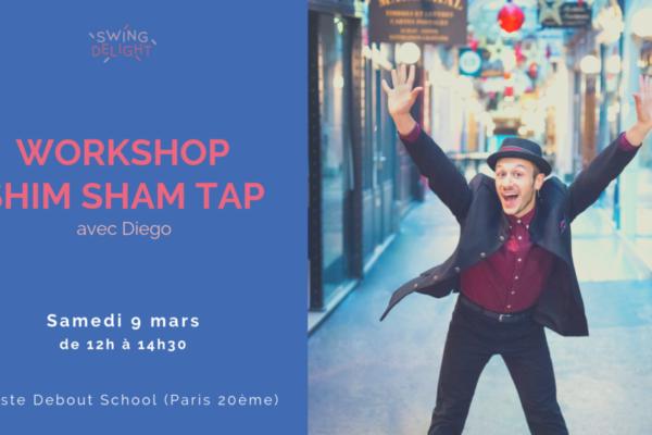 Shim Sham Tap – Workshop