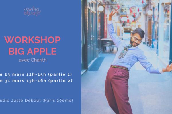 Big Apple – Workshop