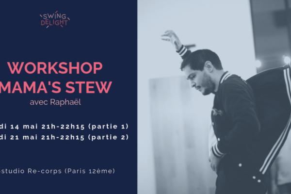 Mama's Stew – Workshop