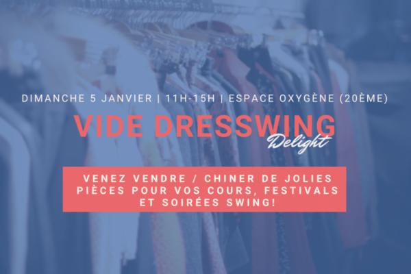 Vide Dresswing – 5 janvier