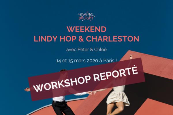 Stage avec Peter et Chloé – 14&15 Mars