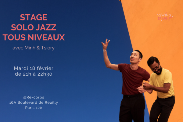 Stage Solo Jazz Duo – 18 février
