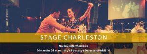 stage charleston swing