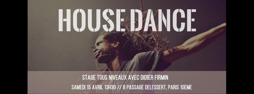 house dance didier firmin