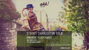 stage solo charleston