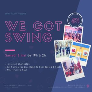 We Got Swing - Live Ze Buci Bees