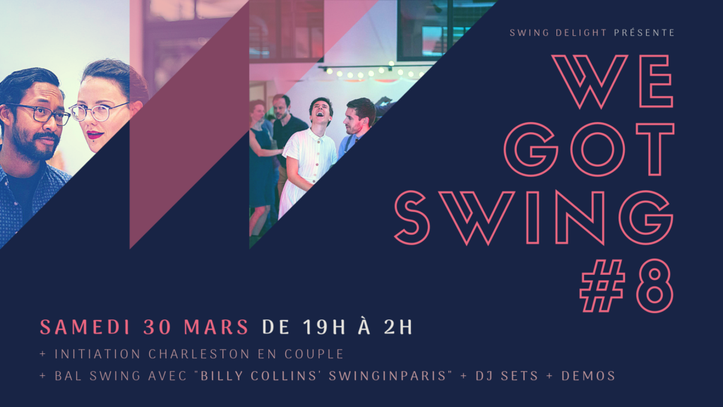We Got Swing - Billy Collins SwinginParis