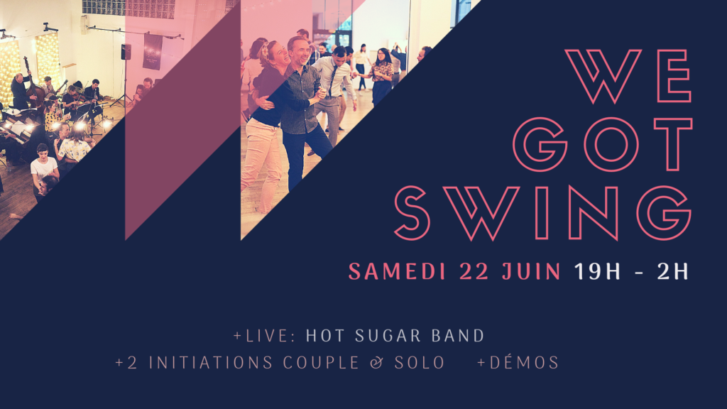 We Got Swing - Live Hot sugar Band