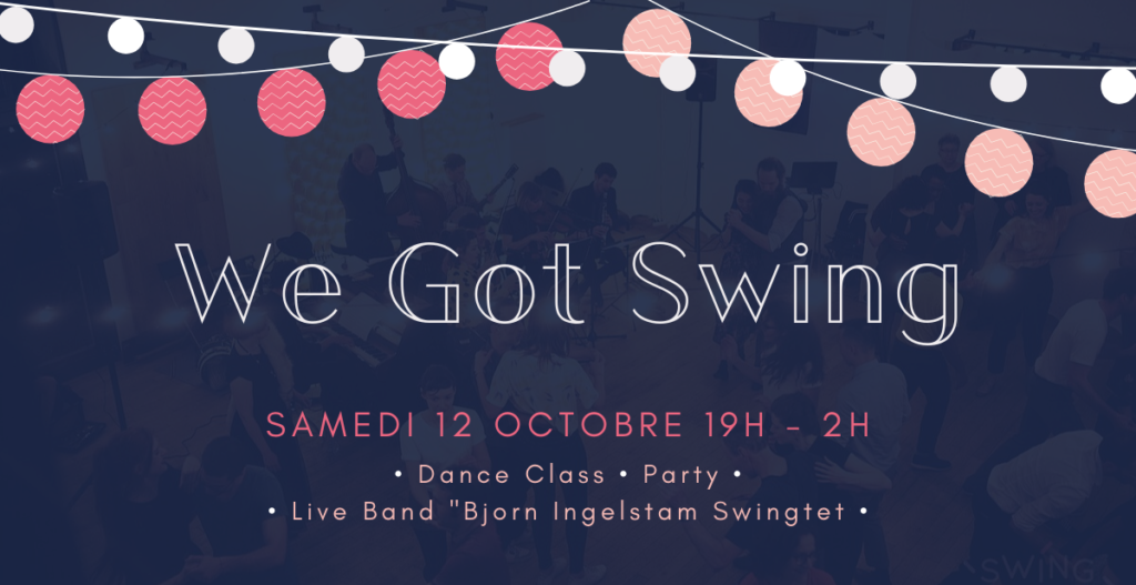 We Got Swing - Bjorn Ingelstam Swingtet