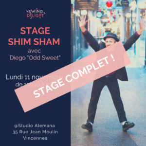stage shim sham diego