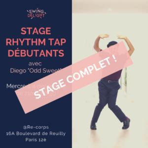 rhythm tap débutants