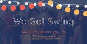 we got swing hot sugar band