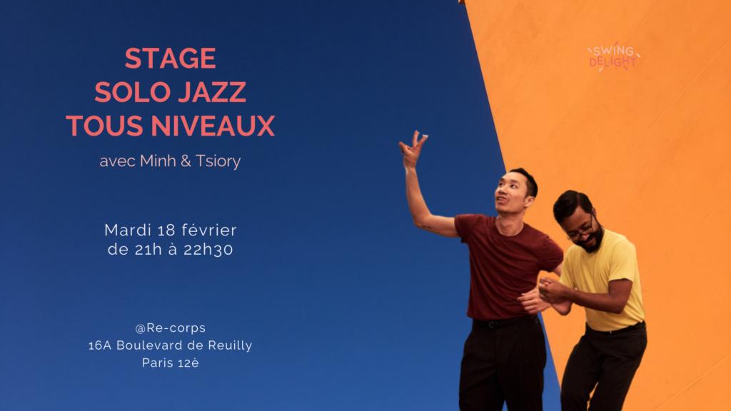 workshop solo jazz duo